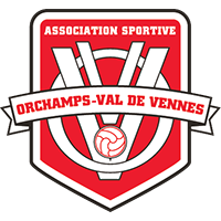 Logo AS ORCHAMPS - VAL DE VENNES